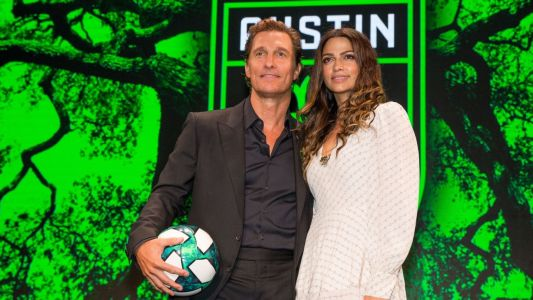 Alright, alright! McConaughey an Austin FC owner