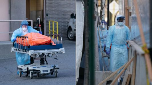 NYC to begin burying bodies in mass graves in city parks as coronavirus surges