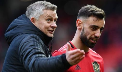 Man Utd boss Solskjaer drops transfer hint with more attackers to follow Bruno Fernandes