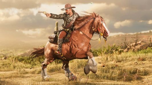 Red Dead Online weekly update doubles rewards on hardcore Gun Rush