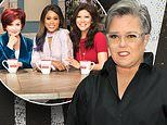 Rosie O'Donnell was 'interested' in replacing Julie Chen on The Talk but declined because of 'money'