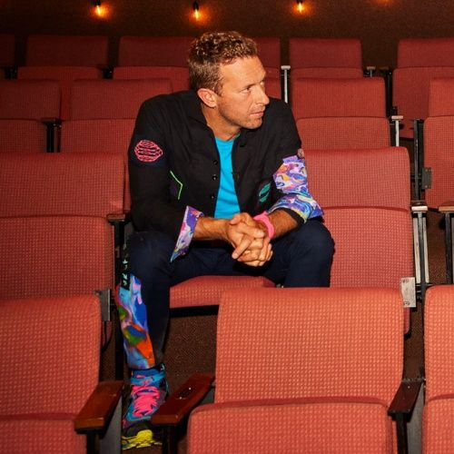Chris Martin: 'The less you give a f**k about what anyone thinks, the more you're completely free'
