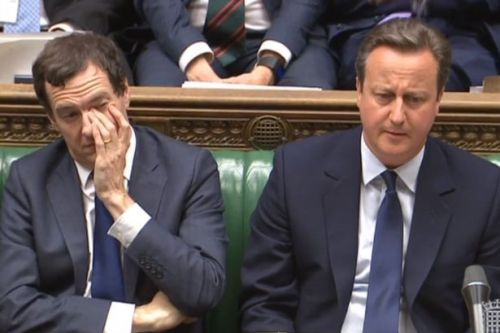 Brexit: George Osborne tells the UK No Deal could put a 'bullet in your head'