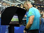 World Cup final VAR penalty sends Twitter into meltdown