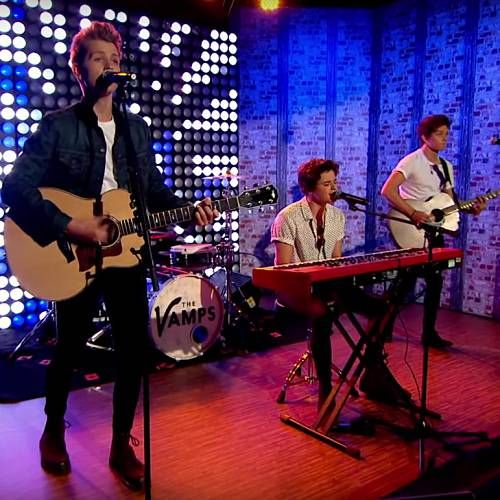 The Vamps reveal their new album signifies their 'rebirth'