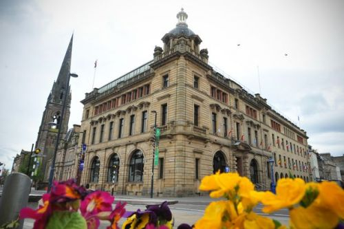 Missing Tory councillors at Perth and Kinross Council's budget meeting