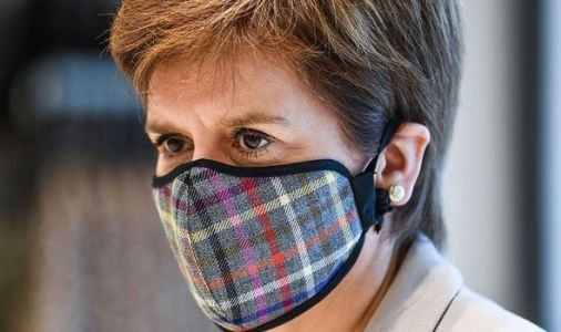 'She can't help herself!' Fury as Sturgeon could force English into quarantine