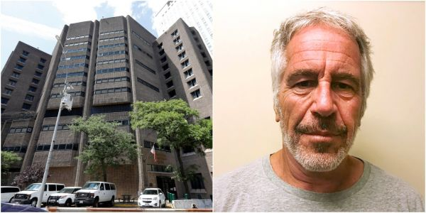 The Justice Department says no one entered Jeffrey Epstein's cell the night he died, refuting the conspiracy theory that he was murdered
