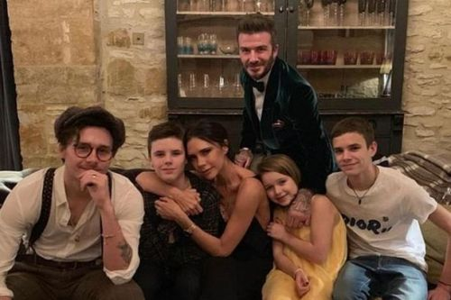 David and Victoria Beckham's lavish Cotswolds bolthole with sauna and pizza oven