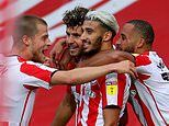 Brenford vs Fulham - EFL Championship play-off final: Live score, lineups and updates