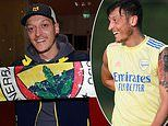 Ozil won three FA Cups but leaves Arsenal without playing for nearly a YEAR. how did it get bad?