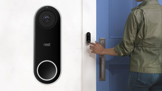 Get a free Google Home Mini with a Nest Hello Video Doorbell or Thermostat E at Walmart