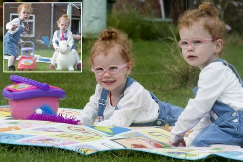 Loving home desperately needed for identical twins doctors said would never walk