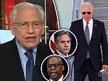 Bob Woodward claims Blinken and Austin warned Biden in March to slow down Afghanistan withdrawal