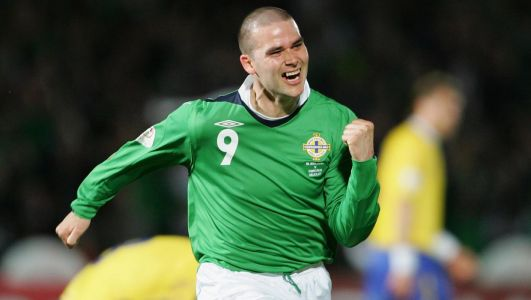 On this day: How we reported Northern Ireland's win over Sweden thanks to more David Healy heroics in 2007