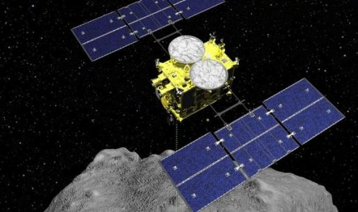 Asteroid mission to touch down on Earth on Sunday 'Rare event in human history'