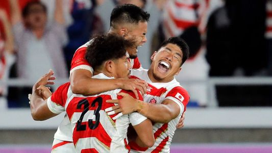 Japan vs South Africa live stream: how to watch the Rugby World Cup for free