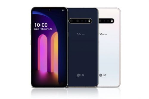 LG V60 ThinQ 5G flagship phone confirmed, coming in March