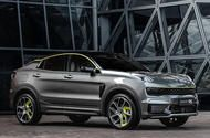 Lynk&Co 05: China-only BMW X4 rival revealed