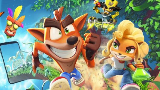 That Crash Bandicoot mobile game you forgot about finally has a release date