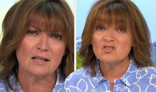 Lorraine Kelly in scathing Dominic Cummings rant: 'The arrogance is breathtaking'