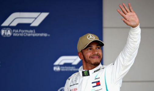 Lewis Hamilton reveals US Grand Prix wish after sealing pole as Mercedes man targets title