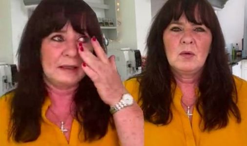 Coleen Nolan in tears detailing Anne and Linda's 'terrible days' after cancer diagnosis