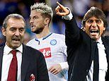 SERIE A PREVIEW:Marco Giampaolo has one game to save his job at AC Milan while Conte faces Juventus