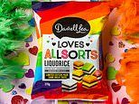Darrell Lea launches its famous liquorice Allsorts like you've never seen them before