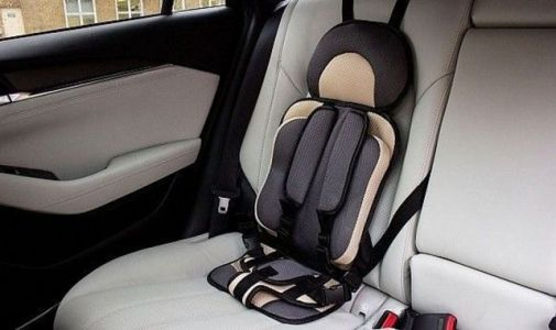 'Killer' child car seats sold online even though they're illegal