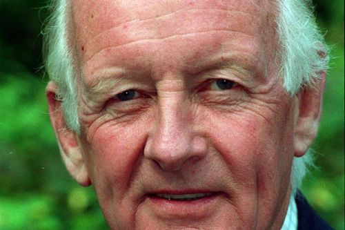 Frank Bough dead: BBC TV presenter and Grandstand star dies aged 87
