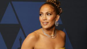 J Lo's Governors Ball dress is everything