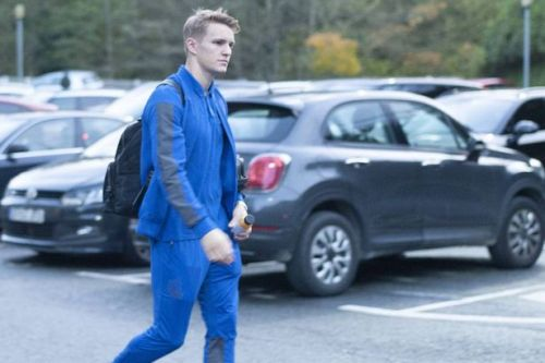 Inside Odegaard's Arsenal training ground visit as Gunners 'make approach'