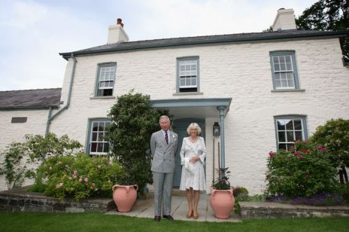 Inside Prince Charles' Welsh home 'where he's staying after loss of father'