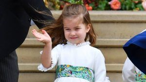 Princess Charlotte's favourite snack is pretty fancy for a three-year-old
