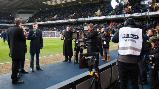 BT Sport: 5G remote production will transform broadcasting
