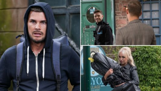 Hollyoaks spoilers: 17 new images reveal Ste's return, shock proposal and huge showdown