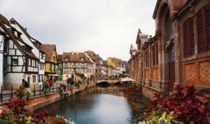 The Weather in Colmar and Some Secrets of This City