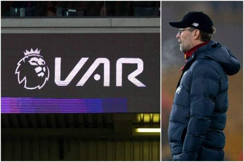 '3 people watch it, they should find the right decision' - Klopp says VAR calls must improve