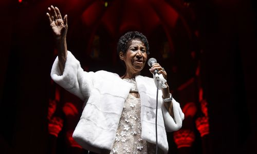 'Queen of Soul' Aretha Franklin passes away aged 76