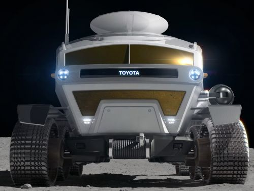 Toyota is creating a Lunar Cruiser for Japan's space exploration agency - take a look