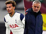 Tottenham boss Jose Mourinho admits he 'felt very bad' for leaving Dele Alli out of win at Burnley