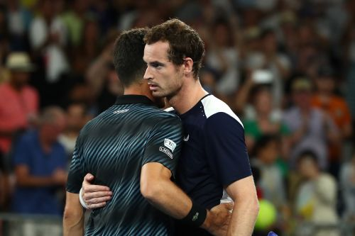 If this is the end for Andy Murray, he went out with a fabulous flourish