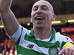 Callum McGregor hails Scott Brown as best player he has played with ahead of Virgil van Dijk