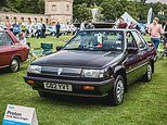 Mass gathering of mundane motors on display at the Festival of the Unexceptional show