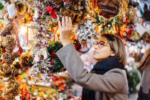 Christmas songs playing in shops will make you spend more, according to science