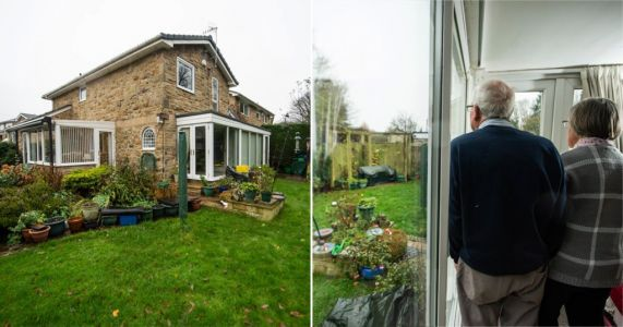 Couple living in tier 2 can't have people in garden because it's in tier 3