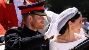 Prince Harry and Meghan Markle have released their official wedding photos