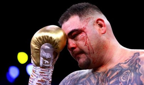 Andy Ruiz blames 'three months of partying' for defeat in Anthony Joshua rematch
