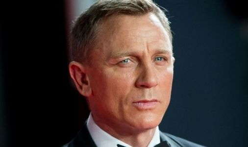 Daniel Craig bemused after trunks sold for eye-watering sum as Dench 'banged the gavel'